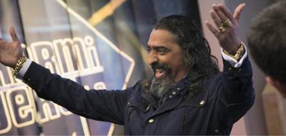 Diego 'El Cigala', en sus horas más bajas
