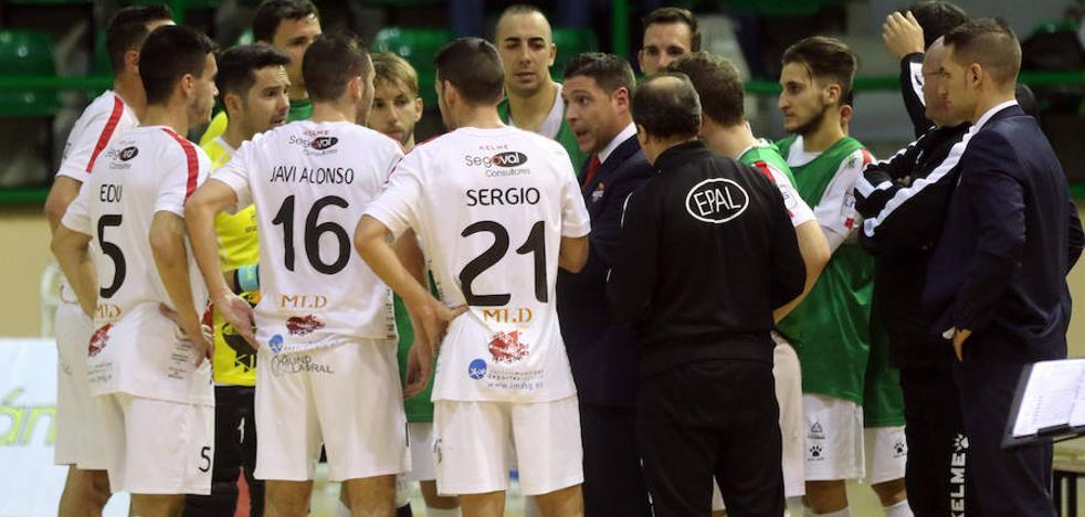 Un partido lleno de dificultades para el Naturpellet Segovia