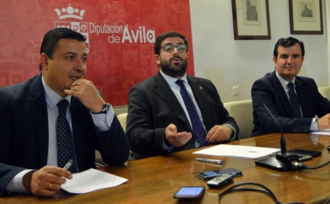 Récord de la Diputación de Ávila en inversión social con 16,5 millones