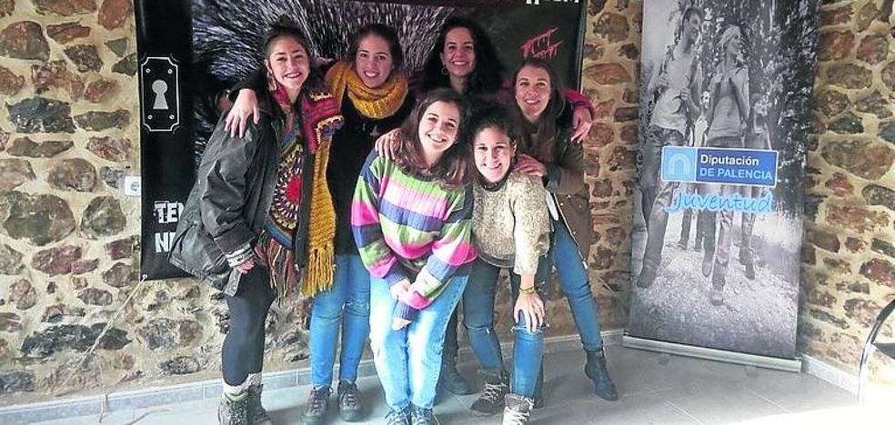 El 'escape room' inicia su andadura en Palencia con 75 jóvenes