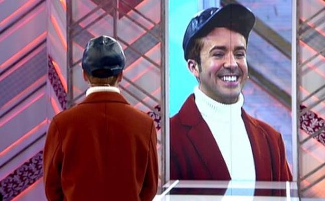El alcalde de Montemayor cambia de imagen en un programa de televisión