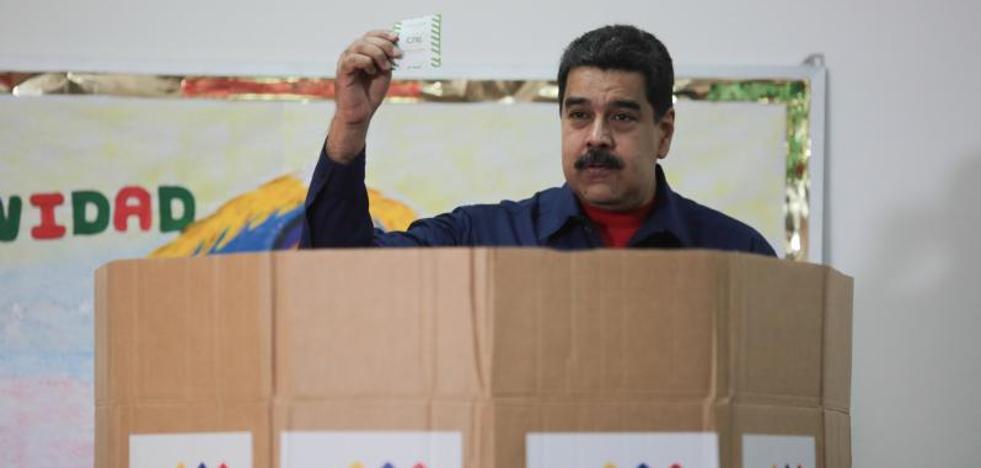 La oposición venezolana califica las municipales de «fraudulentas»