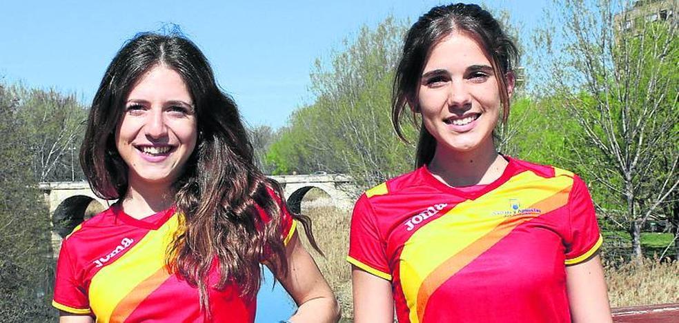 Carla Gallardo y Marta García logran el bronce por equipos