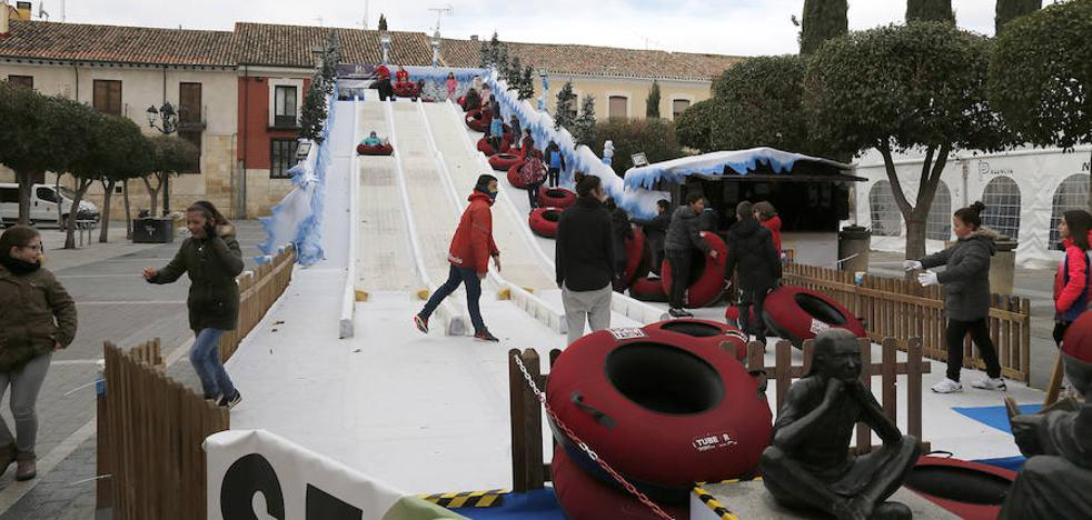 Desactivada en Palencia la alerta por una situación meteorológica extrema