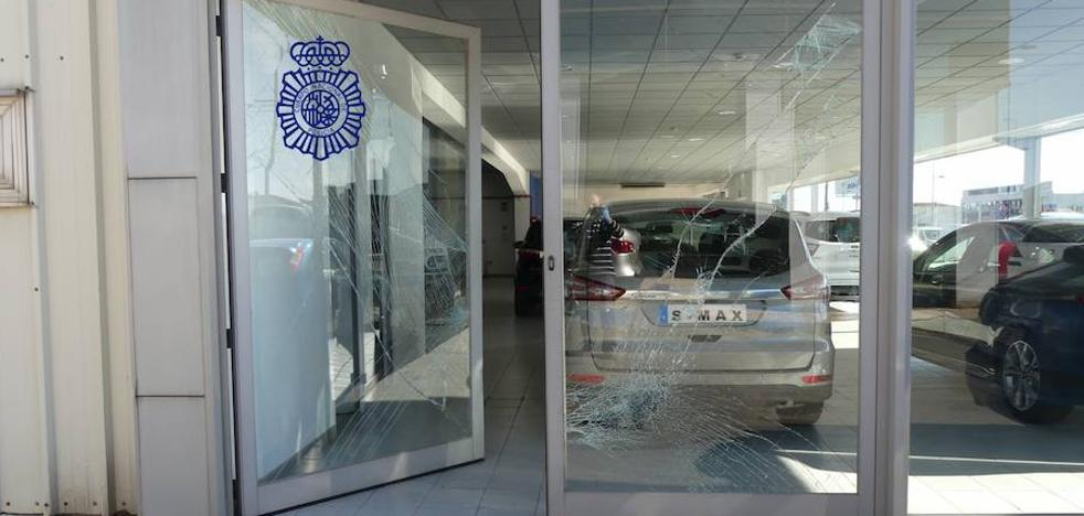 Detenido el autor de cinco robos en un polígono industrial de Ávila