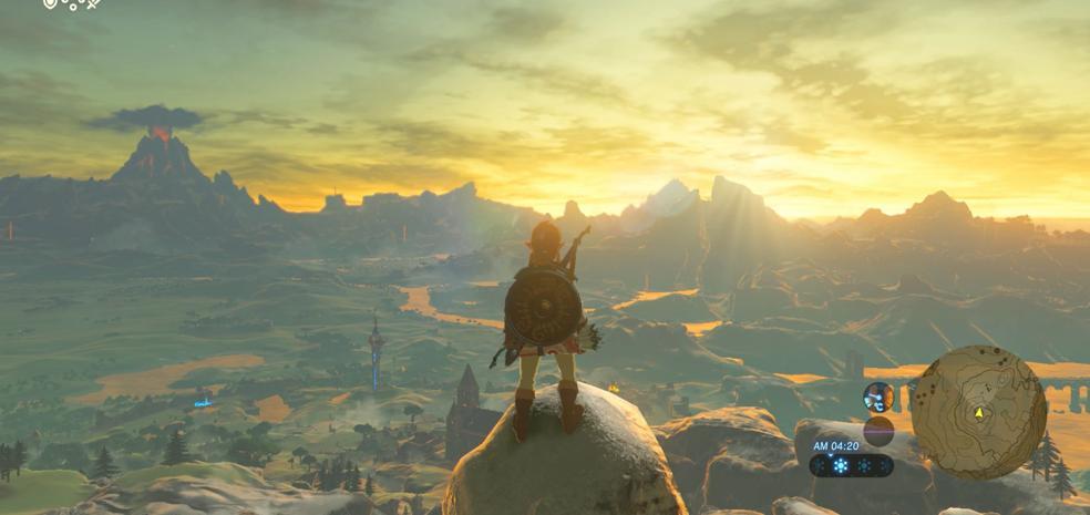 'The Legend of Zelda: Breath of the Wild', premio Titanium al mejor videojuego del año