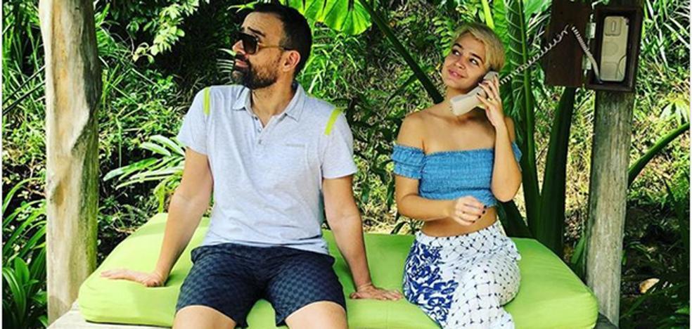 Risto Mejide y Laura Escanes disfrutan de su luna de miel en Tailandia