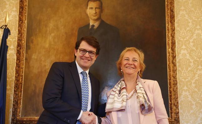 EspañaDuero renueva su colaboración económica con la Fundación Caja Duero