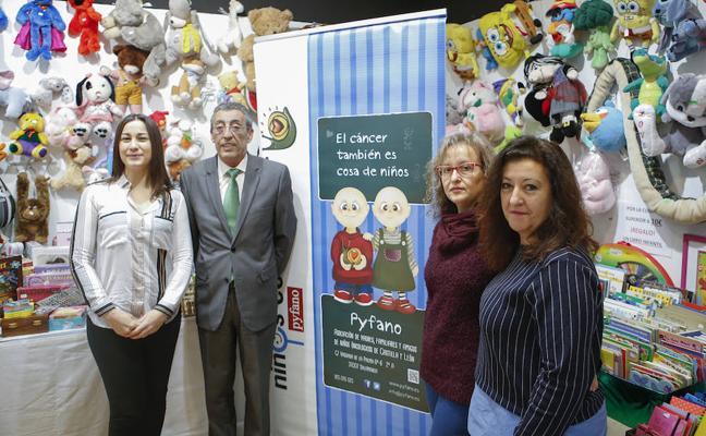 Pyfano abre su tradicional mercadillo hasta este domingo en Pozo Amarillo