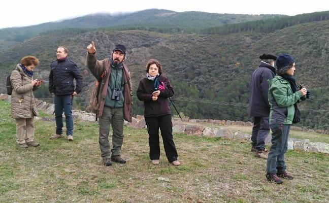 Celebración del Día Internacional de las Montañas en el Parque Natural Las Batuecas