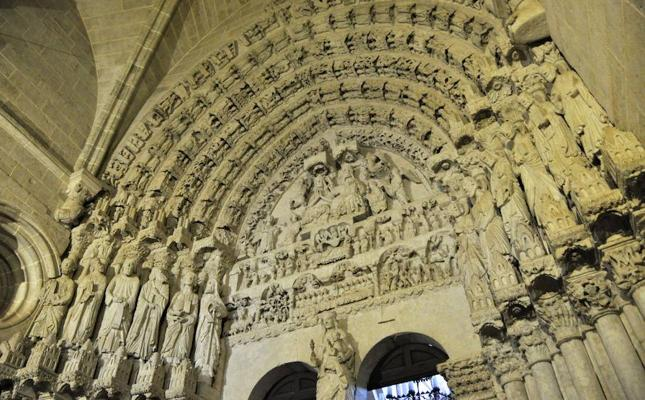 El Pórtico del Perdón de la catedral contará con un punto de información