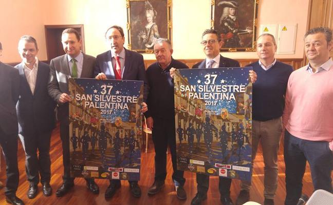 La San Silvestre palentina contará con 7.000 participantes
