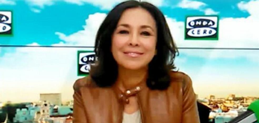 Isabel Gemio prepara su despedida de la radio