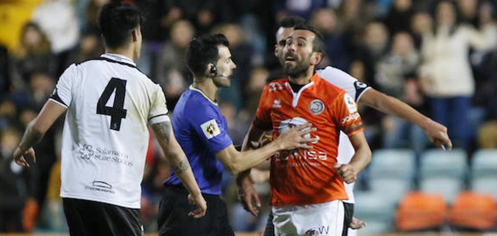 Chuchi se rompe en el sóleo y no volverá a jugar con Unionistas hasta 2018