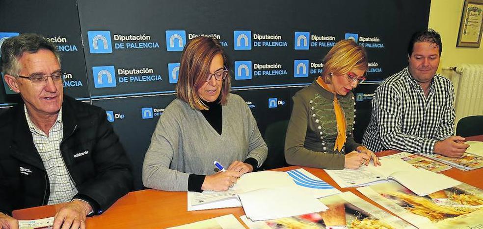 La Diputación apoya al Cros Internacional de Venta de Baños con 20.000 euros