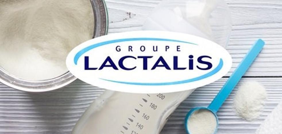 Varios lotes de leche infantil retirados en Francia por un brote de salmonelosis