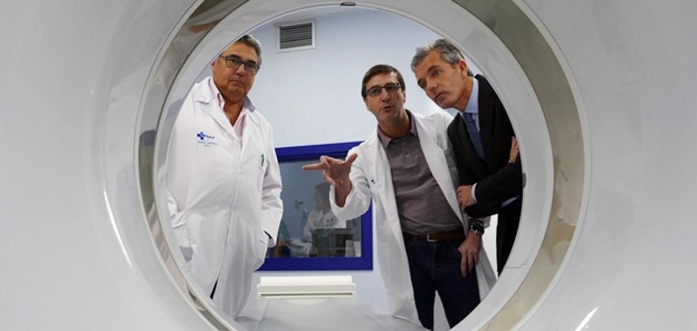 El hospital de Ávila estrena un segundo TAC