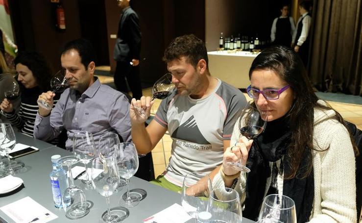 Cata de vinos Matarromera organizada por El Norte de Castilla