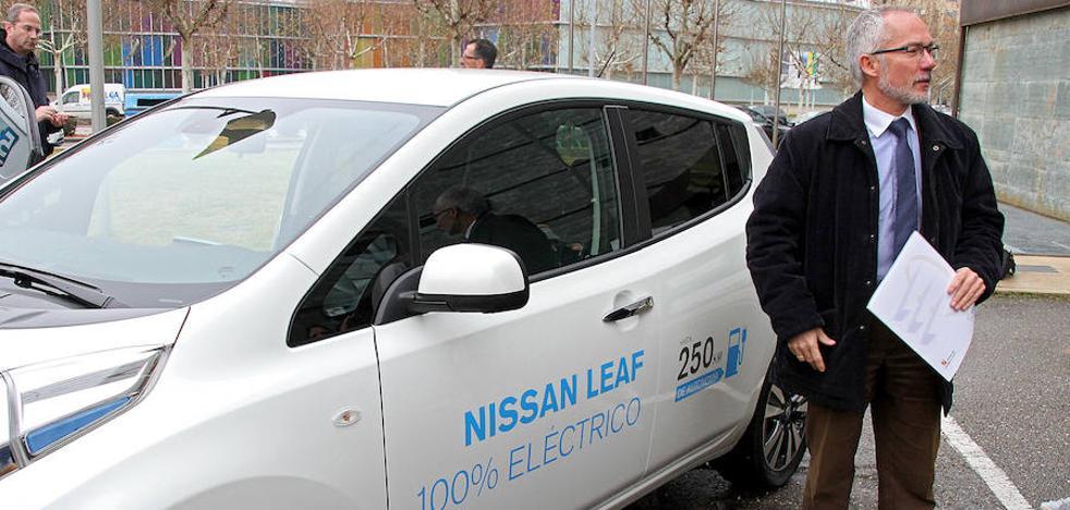 La Junta apuesta por instalar más puntos de recarga para coches eléctricos
