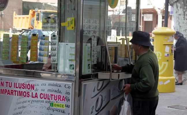 La ONCE deja 70.000 euros en Salamanca