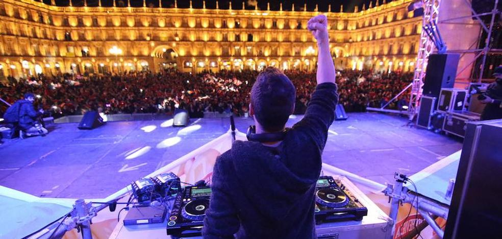 La Nochevieja Universitaria reivindica la Plaza Mayor como único escenario oficial