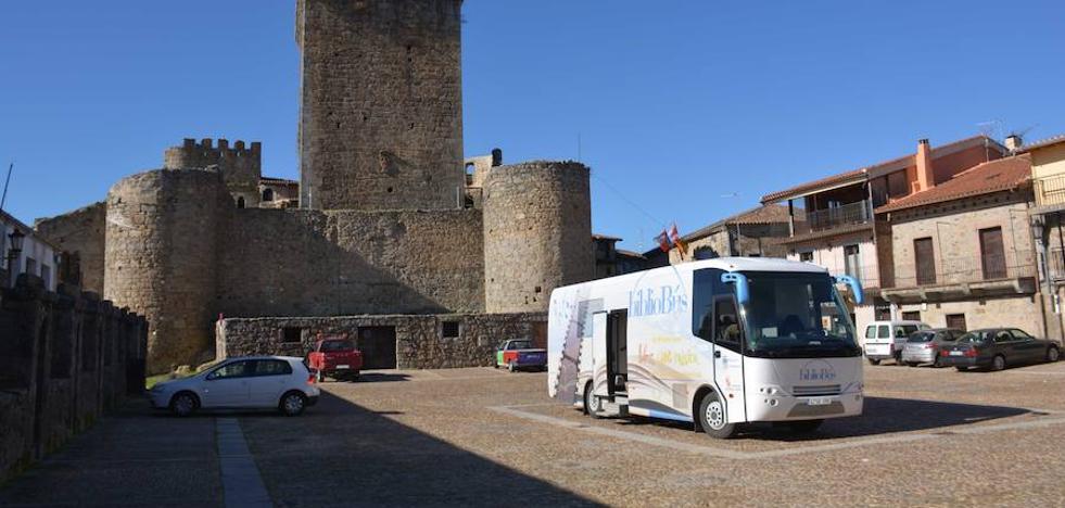 El servicio de Bibliobús llegará a 190 localidades en 2018 y 9.000 usuarios