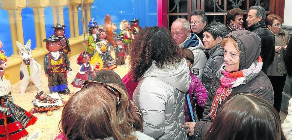 Castilla y León saluda al Niño Jesús desde Palencia
