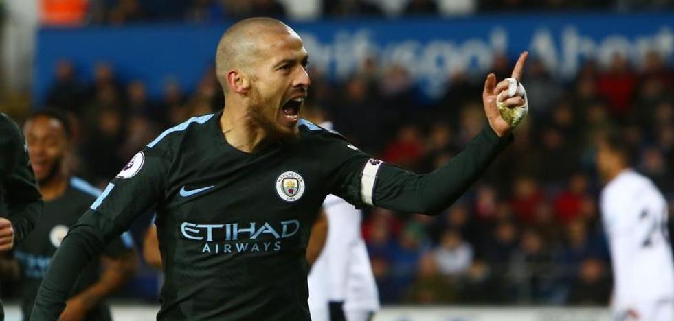 El Manchester City bate el récord de victorias consecutivas en la Premier