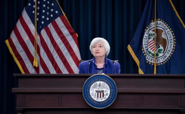 La Fed cumple lo previsto y sube tipos
