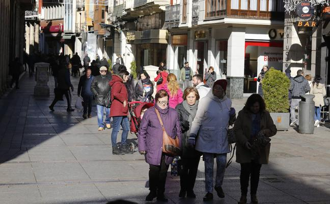Las muertes, por encima del doble de los nacimientos, acentúan la despoblación en Palencia