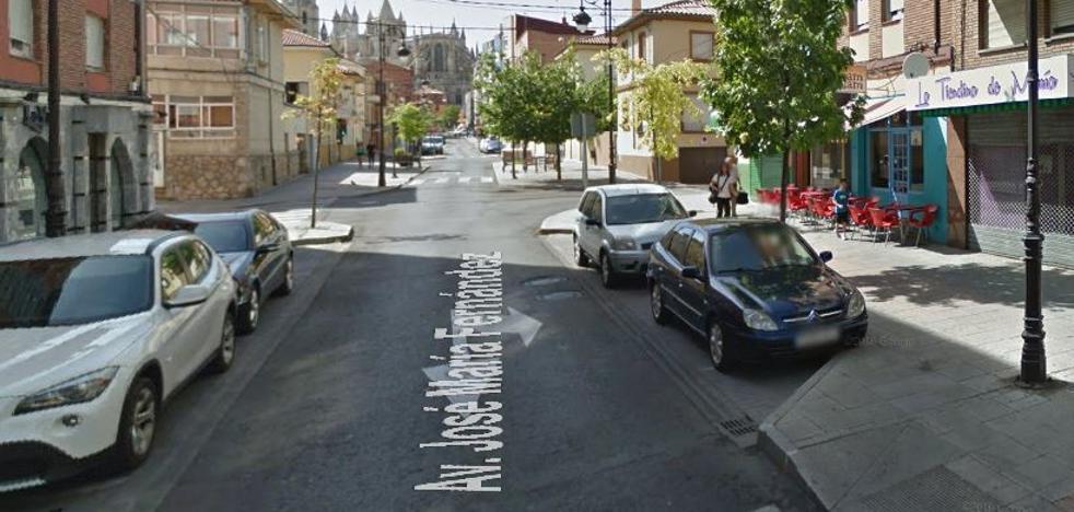 Intoxicados dos ancianos en León tras el incendio de una vivienda