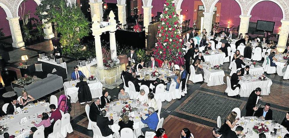 Restaurantes y casas rurales de Valladolid rozan ya el lleno para Navidad