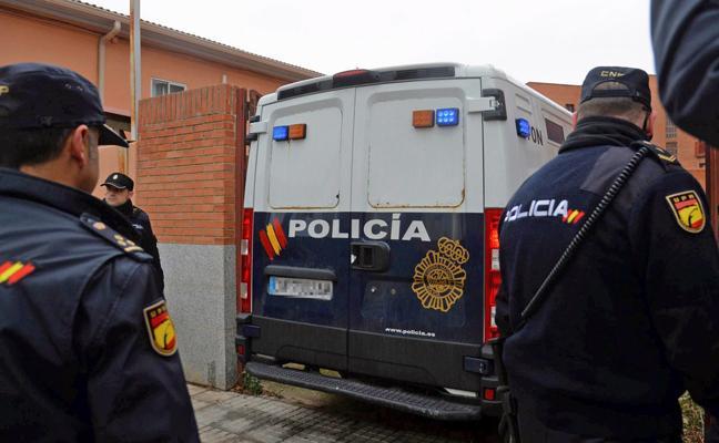 Prisión provisional, comunicada y sin fianza para los tres jugadores de la Arandina