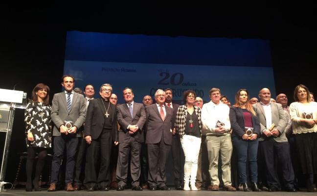 Veinte años de Proyecto Hombre en Valladolid