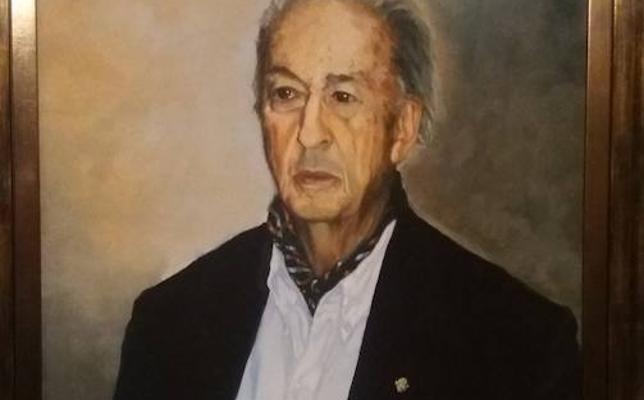 Fallece José María Delgado, mecenas del Museo Contemporáneo de Carrión