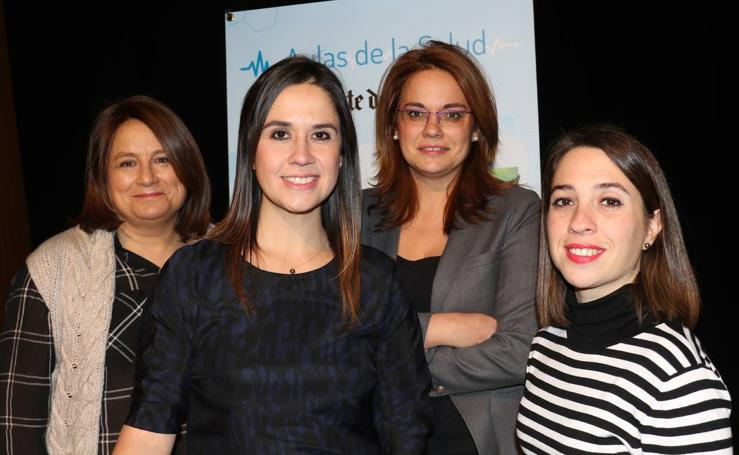 La doctora Alejandra Blum participa en las Aulas de la Salud de El Norte de Castilla