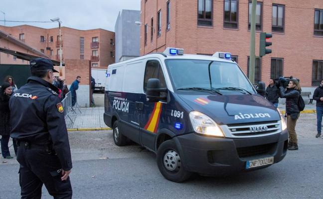 Ingresan en la cárcel de Burgos los jugadores de la Arandina por una presunta agresión sexual