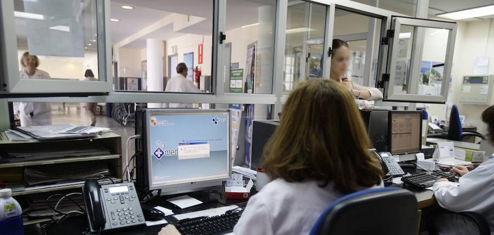 Un nuevo fallo del sistema informático dificulta la atención en los centros de salud