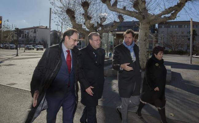 El Norte reúne a los alcaldes de Palencia, Valladolid, León y Segovia para celebrar los diez años del Ave