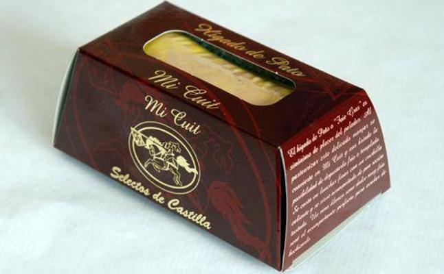 Repsol elige como mejor foie gras el de la palentina Selectos de Castilla