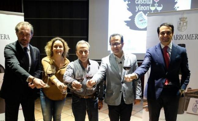 Matarromera encandiló a los invitados de El Norte con cinco vinos únicos de la Ribera del Duero