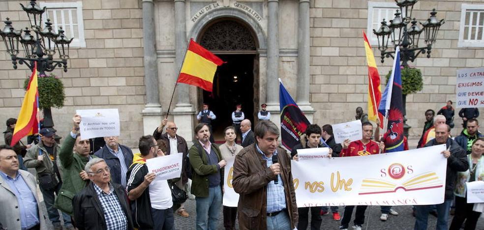 La justicia deniega que la Generalitat deba restituir los fondos del Archivo