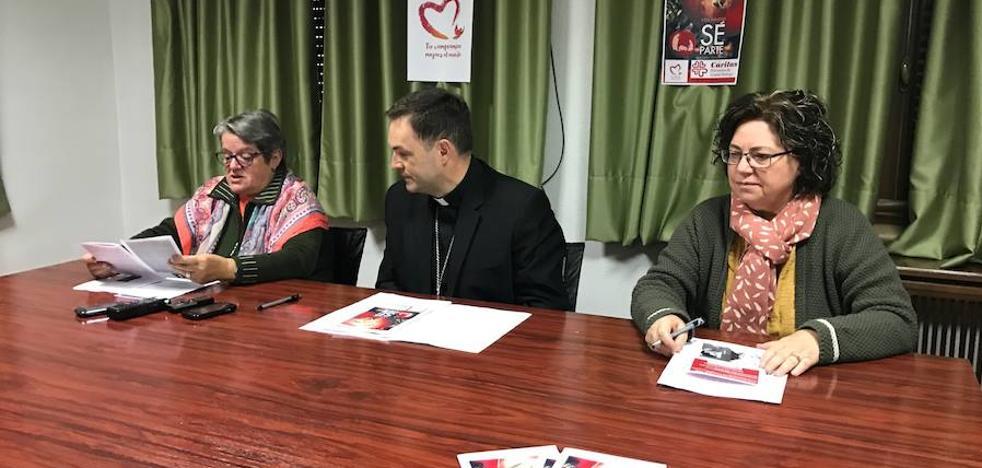 Cáritas atiende en lo que va de año a 380 familias y 1.300 personas en Ciudad Rodrigo