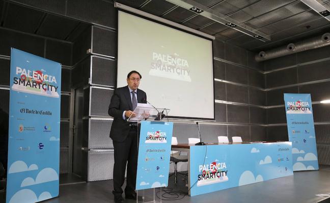 El alcalde ensalza la proyección de Palencia en su apuesta por la innovación y la sostenibilidad