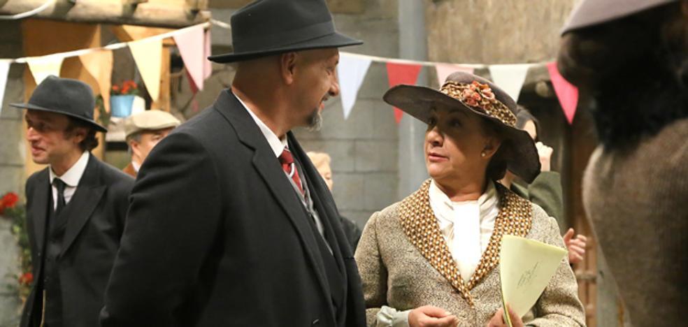 Dolores nota algo abatido a Tiburcio y no sabe el motivo