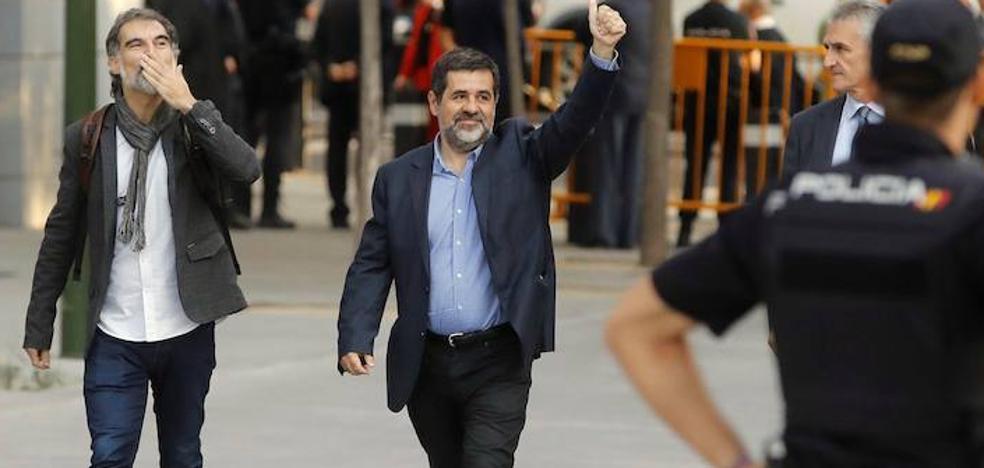 El Supremo le niega a Jordi Sánchez salida penitenciaria para hacer campaña