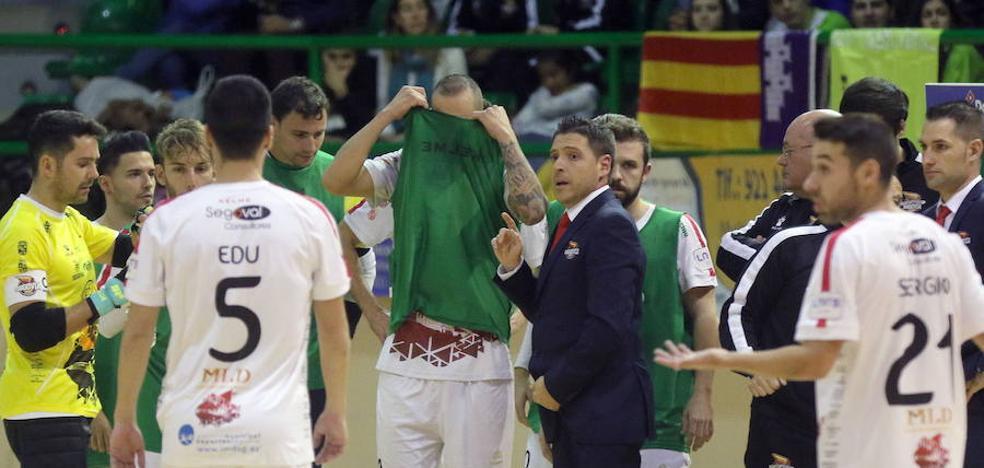 El Naturpellet Segovia inicia la segunda vuelta plagado de bajas