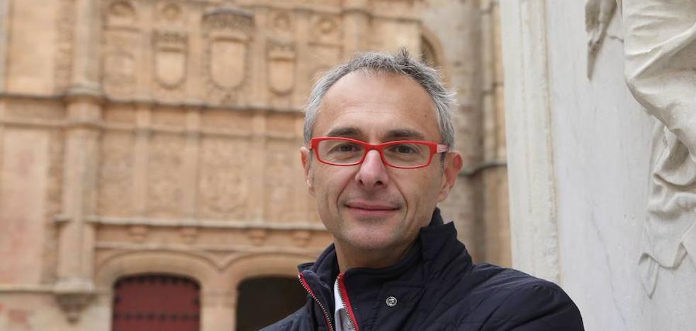 La Junta nombra rector de la USAL al palentino Ricardo Rivero