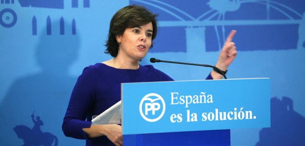 Santamaría comparece hoy en la comisión de secretos a una semana del 21-D