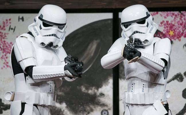 Los efectos visuales de Star Wars tienen sello español